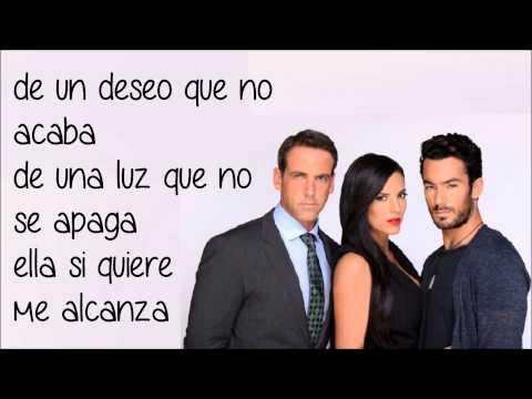 Santa Diabla - Aaron Diaz y Carlos Ponce [Con Letra] (Tema Principal) HD