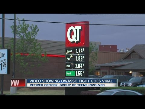 Video Showing Owasso Fight Goes Viral