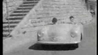 Porsche 356 first Roadster Testdrive 1948 erster Porsche