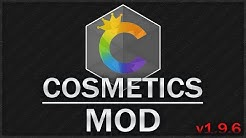 CosmeticsMod v1.9.6 for LABYMOD | New COSMETICS & More | [Download + Tutorial]