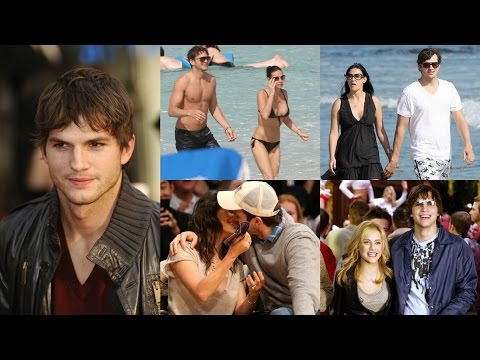 Girls Ashton Kutcher Dated