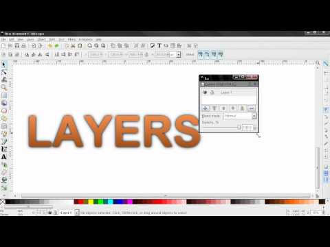 Inkscape design for CAM operations in LaserWeb4 by Don