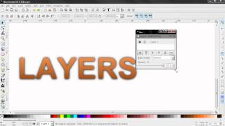 Layers PART 1 - Inkscape Beginners