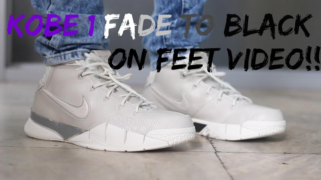 the best attitude 70dce c807d Nike Zoom Kobe 1