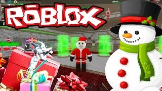 ROBLOX-The FACTORY OF SANTA CLAUS 2 (Christmas Tycoon)
