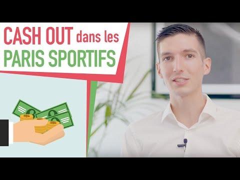 C'est quoi le CASH OUT dans les PARIS SPORTIFS ?