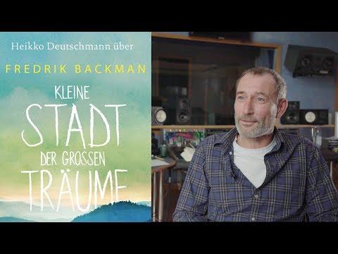 Kleine Stadt der großen Träume YouTube Hörbuch Trailer auf Deutsch