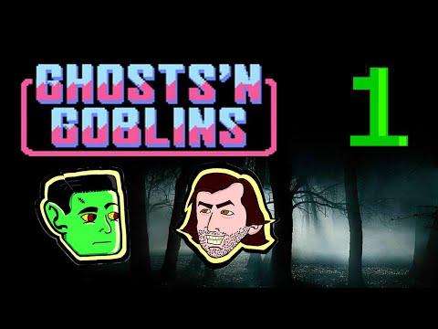 Ghosts N' Goblins | My Red Speedo - PART 1 - Zero Sigma