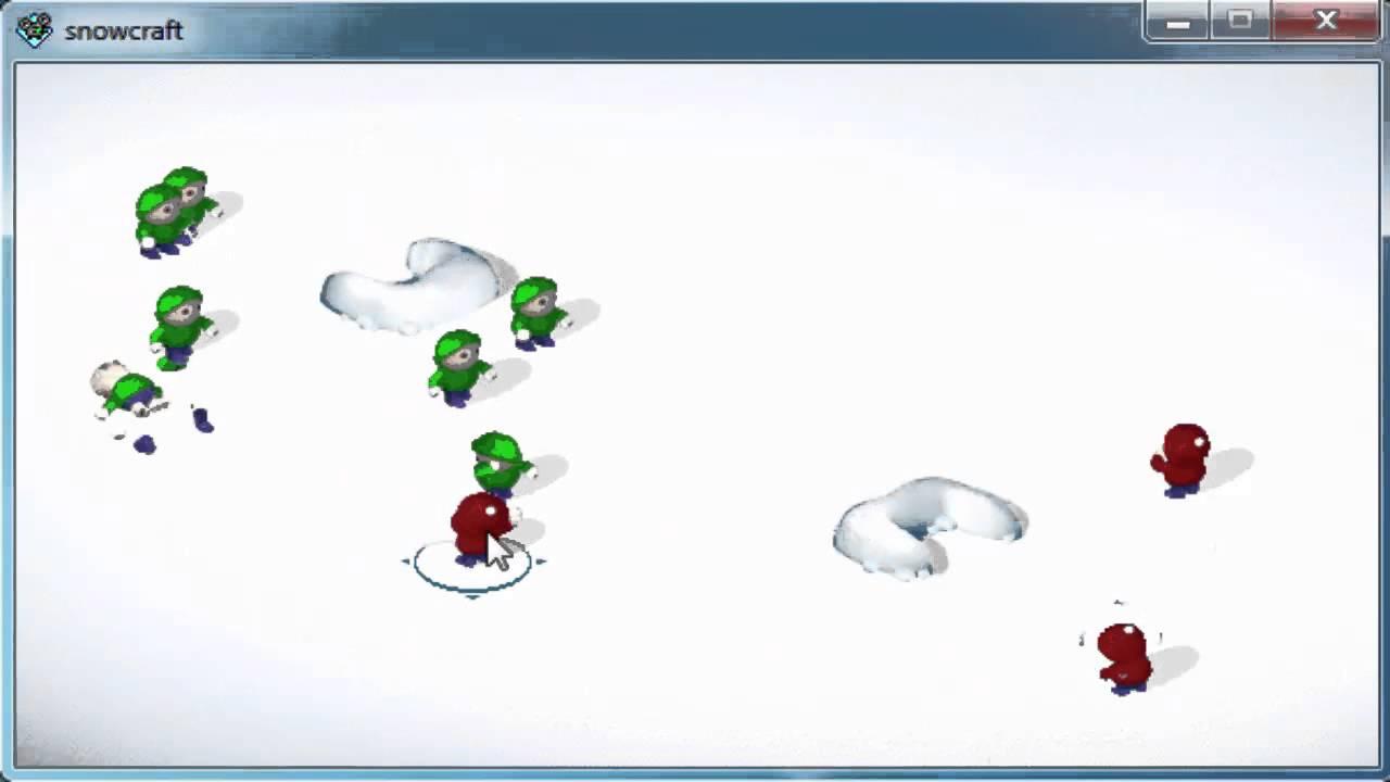 Snowcraft скачать на ПК