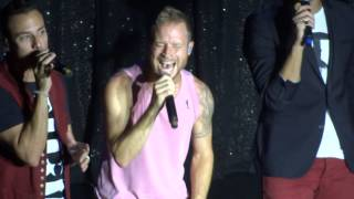 Siberia - Show group B - Backstreet Boys Cruise 2014