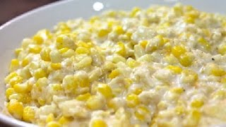 Creamed Corn Recipe - I Heart Recipes