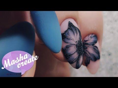 Крутые дизайны ногтей 2018