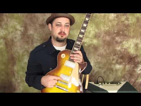 Gibson Les Paul Demo Guitar review