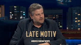 "LATE MOTIV - Raúl Cimas. ""Sr. Hache Intercalada"" | #LateMotiv521"