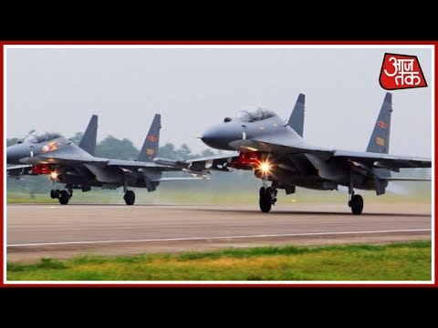 Ek Aur Ek Gyara: Indian Airforce Practices Touchdown Drill On Lucknow Expressway