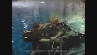PINEWOOD UNDERWATER STAGE FEATURE