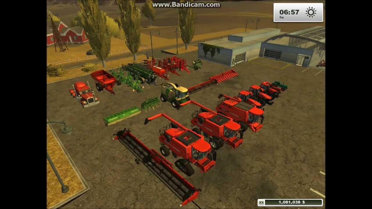 Farming lady: brookridge farm v farming simulator 2013 maps fs 13.
