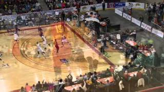 NBA D-League Play of the Game: Fort Wayne vs. Erie, 2/28/2014