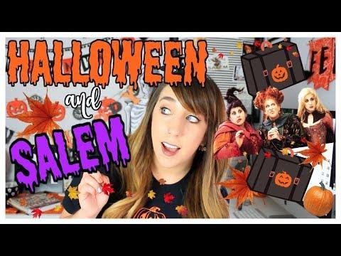 Salem Halloween Salem