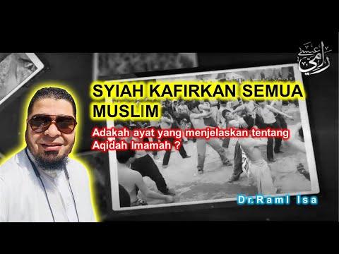 Syiah Kafirkan Semua Muslim