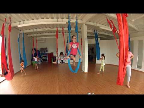 Bhoga Yoga Aerial Yoga Kids & Teens Cd Victoria