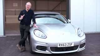 Porsche Panamera S e-Hybrid | Fully Charged