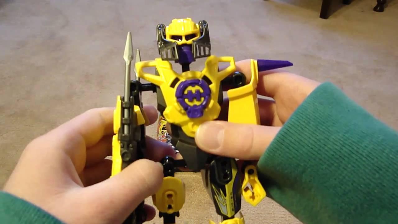 Lego Hero Factory Evo 20 Review