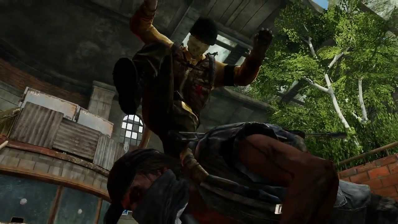 The Last Of Us PS Abandoned Territories Map Pack Trailer YouTube - The last of us abandoned territories map pack