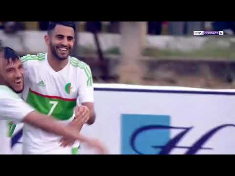 #bein Sport Football - Togo Vs Algeria 1-4 Africa Cup Of Nations Qualifications