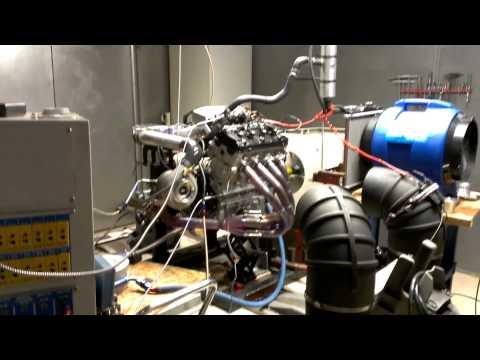 Turbocharged 1 3-liter Hayabusa Seeking 350+ Horsepower on Dyno