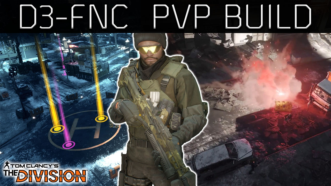 The Division   Build Pvp
