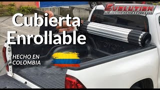 Cubierta Enrollable Evolution Toyota Hilux