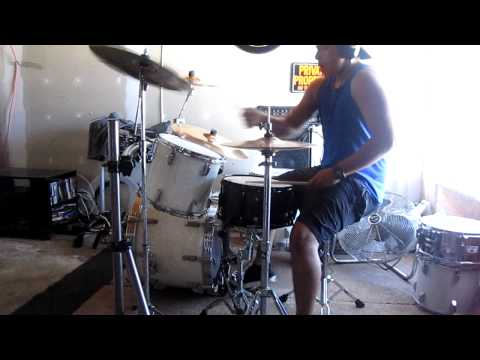 Hoobastank - Out Of Control (Drum Cover) - David