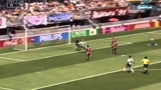 براعة حارس منتخب مصر حماده مجدي للتصدي لنجوم كأس العالم2005
