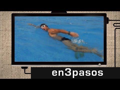 Cómo nadar bien, paso a paso