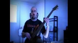Megadeth Psychotron Bass Cover