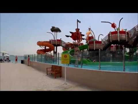 DOUBLE TREE BY HILTON RESORT & SPA MARJAN ISLAND --DUBAJ
