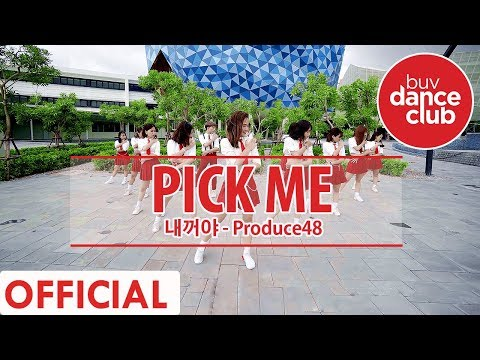 PICK ME (내꺼야) - Produce 48 - Dance Cover by BUV Dance Club from Vietnam