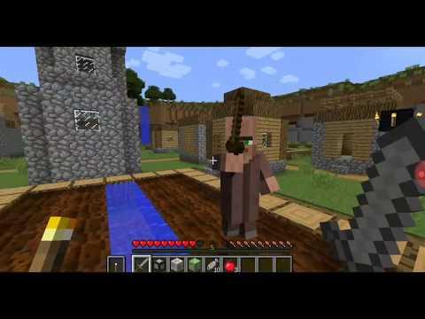Minecraft: Η τρελή περιπέτεια συνεχίζεται ακόμα!!!! (Part 2)
