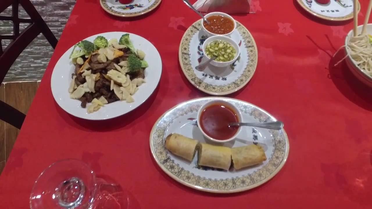 China Garden Restaurant Youtube