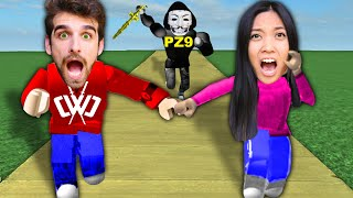 we got hacked playing roblox last to spy on hacker best friend pz9 in game wins 24 hours challenge