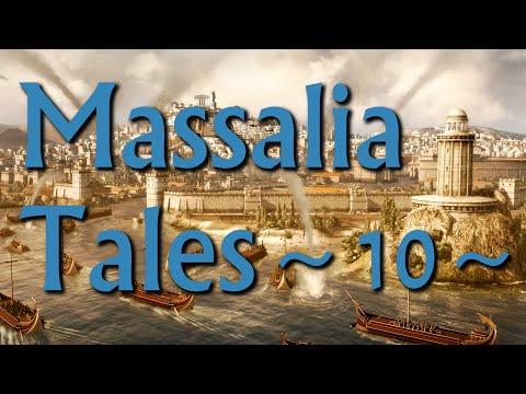 Massalia Tales Episode 10 - Rome II Narrative Let's Play (Divide Et Impera Mod)