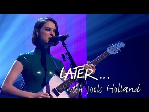 download St. Vincent performs Masseduction on Later... with Jools