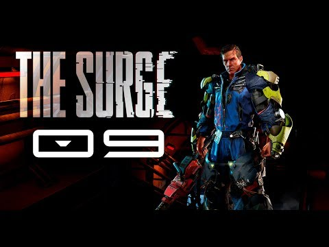 The Surge - 09 - Toxic Waste Disposal