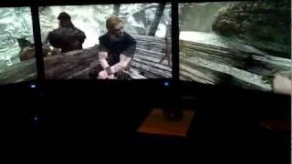 Skyrim PC- Eyefinity