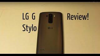 LG G Stylo Full Review!(2015)