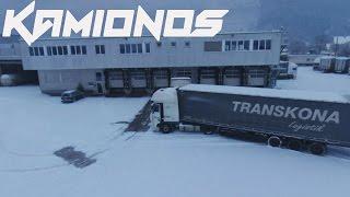 Kamion bikázása indítókábel / ABS kábel segítségével