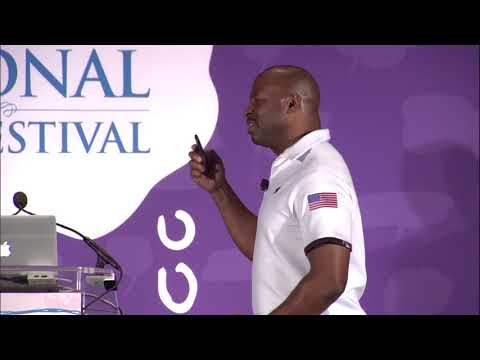Leland Melvin: 2017 National Book Festival