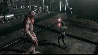Resident Evil Remastered (Unnecessarily long final boss battle)