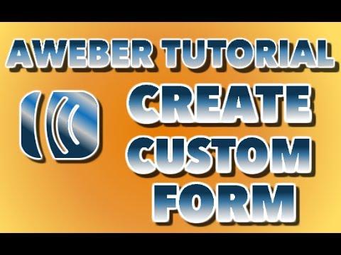 Custom writing@aweber com